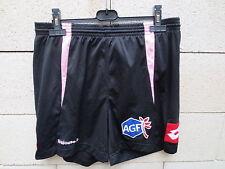 Short football porté TOULOUSE TéFéCé Lotto noir rose XL AGF