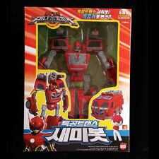 MINIFORCE SEMIBOT Super Sentai Ranger Transformers Korean Robot Figure SONOKONG