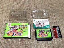 Nintendo Famicom Rare software『Konami  waiwai world』With an card from Japan