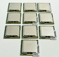 Lot of 10 - Intel Xeon X5677 3.46GHz Quad Core LGA1366 Processor CPU's - SLBV9