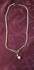 Damen Weißgoldkette 585 , Perle , Zeitlos Elegant