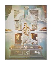 Salvador Dali la madonna de port lligat, 1950 carteles son impresiones artísticas imagen 50x40cm