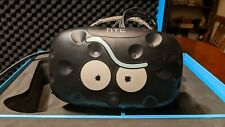 2016 HTC Vive Virtual Reality Headset in Original Box, optional strap + extras