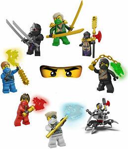 NINJAGO LEGO STICKER /AUTOCOLLANT MUR WALL DECO