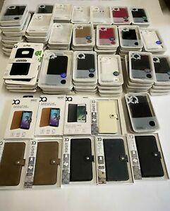Restposten 115x Xqisit Handy Hülle Case für Samsung iPhone Huawei Auflösung Neu