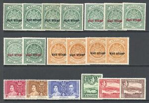 Antigua 1916-1974 Singles Complete Sets Better Selection Mint £230