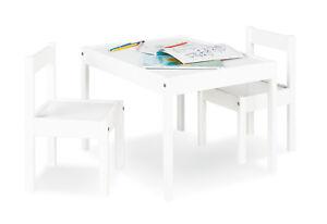 Pinolino Kindersitzgruppe Sina 3tlg. Weiß