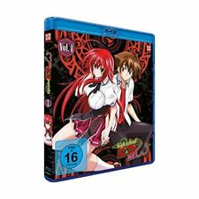 Blu-ray Neuf - Highschool DXD New  - Vol. 1 - -