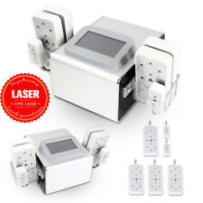 Low Level Lipo Laser Lipolysis Body Slimming Fat Burn Shaping Loss Weight Device