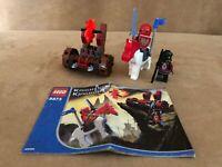 8873 Lego Complete Castle Knights' Kingdom II Fireball Catapult instructions