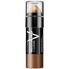 MAYBELLINE NEW YORK MASTER CONTOUR & HIGHLIGHT V-SHAPE DUO STICK 01 LIGHT NEW