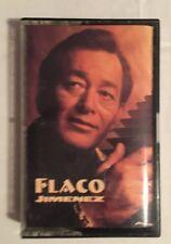 Tejano Cassette Flaco Jimenez