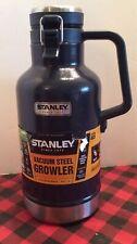 Stanley Vacuum Steel Growler Thermos Bottle 64 Oz.