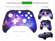 New Xbox One S Nebula Space Controller Soft Shell Case Unique Mod Custom/Housing
