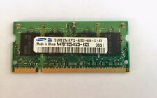 Samsung 512MB PC2-4200S Laptop Memory Ram Unbuffered • NON-ECC • DDR2-533