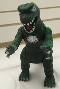 "Vintage TOHO Imperial Godzilla King Of The Monsters 6"" Action Figure Vinyl 1985"