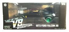 Greenlight 1973 FORD FALCON XB V8 1/24 INTERCEPTOR MAD MAX CHASE CERCHIONI VERDI