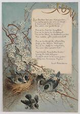 """""""June"""" by Seyfried, oil on paper, 1883"""