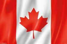 CANADA - FLAG POSTER - 22x34 CANADIAN COUNTRY 15045