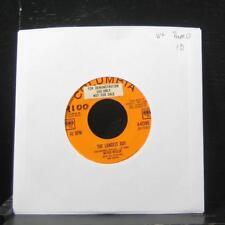 "Mitch Miller - The Longest Day / Instrumental 7"" VG+ 442585 Vinyl 45 Promo 1962"