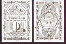 1 DECK Templar gold (BOCOPO) playing cards
