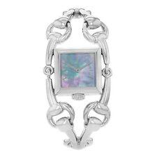 Gucci 116 Signoria YA116302 Stainless Steel Quartz Ladies Watch