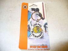 CHICAGO BLACKHAWKS PEWTER KEY RING