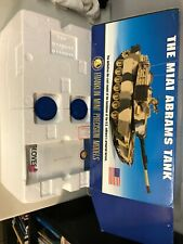 FRANKLIN MINT DIE-CAST PRECISION MODEL OF THE M1A1 ABRAMS TANK NEW IN BOX