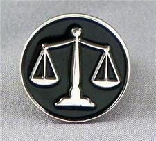 Metal Enamel Pin Badge Brooch Scales Weigh Weighing Zodiac Libra Zodiac Heavy