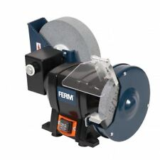 Ferm Wet & Dry Bench Grinder Wetstone Grinding Stone Water Cooled 250W