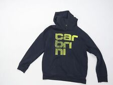 Carbrini Boys Blue   Pullover Hoodie Size 14 Years