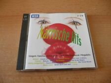 Doppel CD Närrische Hits : Höhner Bläck Fööss Paveier Bernd Stelter De Räuber