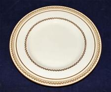 "Royal Doulton THE REPTON V1705 Laurel, Gold Trim, 6 3/8"" Bread Plate"