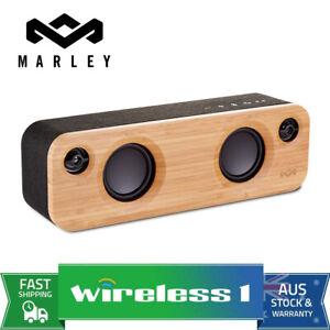 Marley Mini Get Together Bluetooth Speaker Signature Black