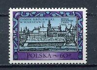 35841) Poland 1972 MNH Rebuilding Of Warsaw Castle 1v