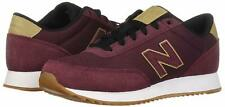 NEW BALANCE CLASSIC 501 SNEAKERS TRAINER SPORTS MEN SHOES BURGUNDY SIZE 11 NEW