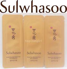 20cs x Sulwhasoo Essential Rejuvenating Eye Cream EX,Track #,Anti Wrinkle Amore