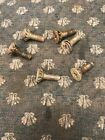 55 56 57 Chevy Nomad & Station Wagon Tail Gate Hinge Bolts Screws 1955 1956 1957