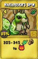 Wizard101 | 10 Ratatoskr's Spin TC | Fast Delivery! ✔️