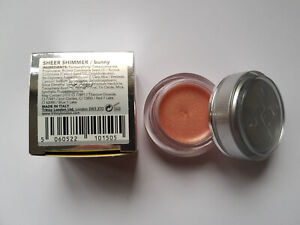 Trinny London - Sheer Shimmer Lip2cheek. Shade Bunny  4g New In Box