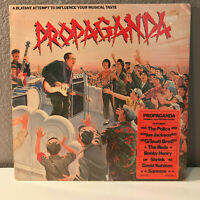 "PROPAGANDA - New Wave Compilation - 12"" Vinyl Record LP - EX Promo"
