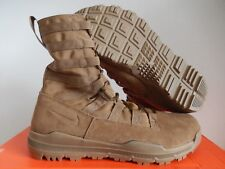 "NIKE SFB GEN 2 8"" LEATHER COYOTE BROWN ""SPECIAL FIELD BOOTS"" SZ 15 [922471-900]"
