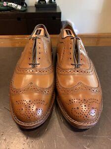 Allen Edmonds McAllister Size 9 3E. Never Worn