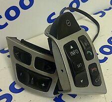 SAAB 9-3 93 Steering Wheel Controls Manual Gear Shift & Audio 12764169 2007-10