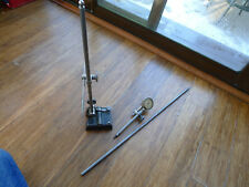 VTG STARRETT SURFACE GAUGE WITH ACCESSORIES AND DIAL