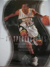 2003-04 SP AUTHENTIC BASKETBALL SPECTACULARS RAY ALLEN , SONICS !!! BOX 5