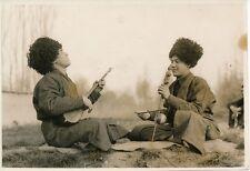 TURKMENISTAN c. 1930 - Musiciens USSR  - P 1349
