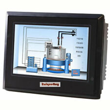 7Inch HMI XINJE TH765-MT Touch Screen With Free USB Program Download Cable