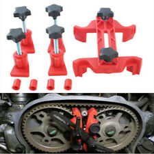 Universal Dual Cam Clamp Camshaft Timing Locking Tool Sprocket Gear Locking Kit