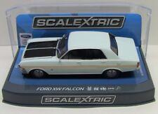 Scalextric Ford XW Falcom Diamond White 1/32 Slot Car C3986
